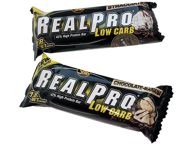 RealPro Low Carb Bar