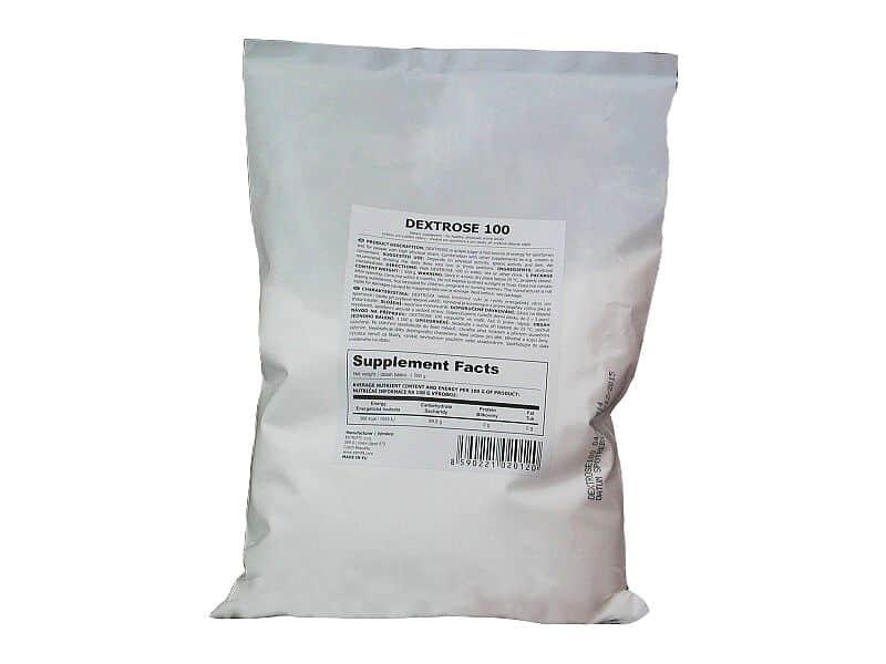 Dextrose 100 - hroznový cukr 1500g