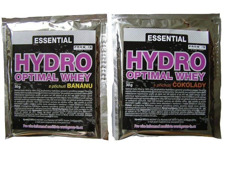 Essential Hydro Optimal Whey - vzorek (30 g)