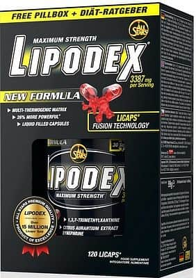LIPODEX NEW cps.120