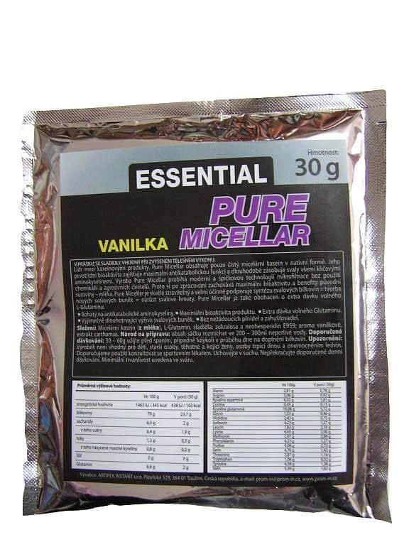 Essential Pure Micellar - vzorek (30 g)