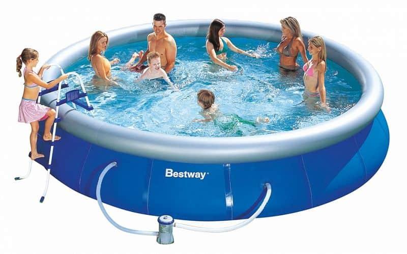 Bazén rodinný Bestway 457 x 91 cm s filtrací
