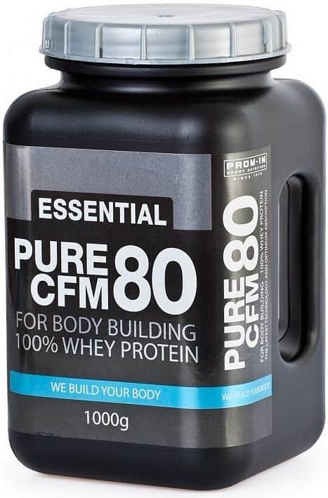 Levně Essential Pure CFM 80 1000g Čokoláda