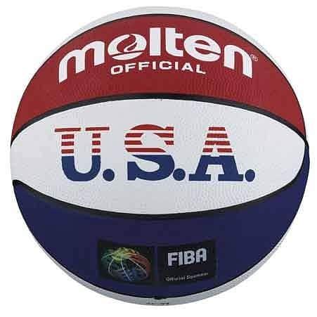 Basketbalový míč Molten BC6R USA
