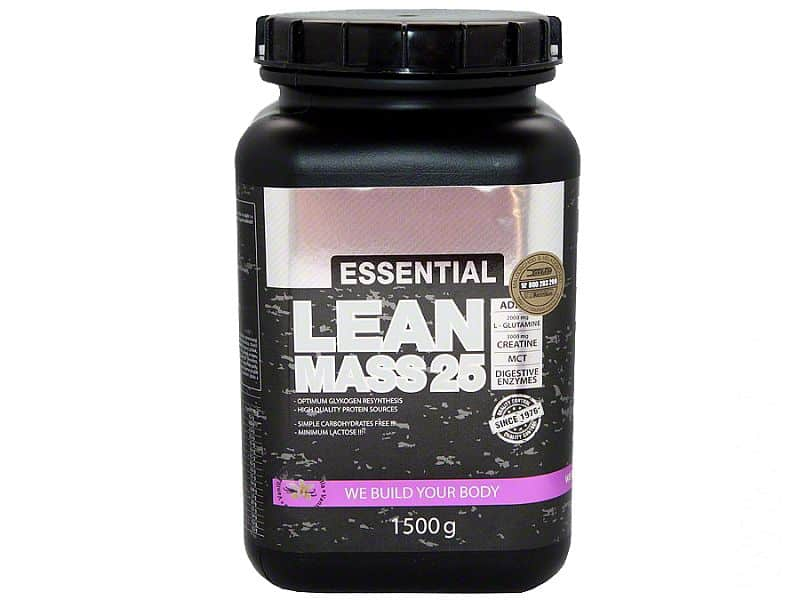 Essential Lean Mass 25