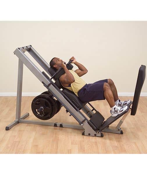 Leg press and Hack squat Body-Solid GLPH1100