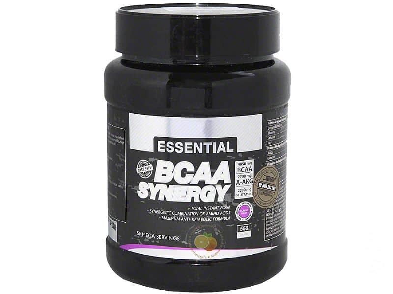 Essential BCAA Synergy 550g