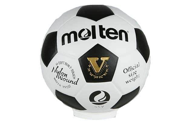 Nohejbalový míč Molten S5V