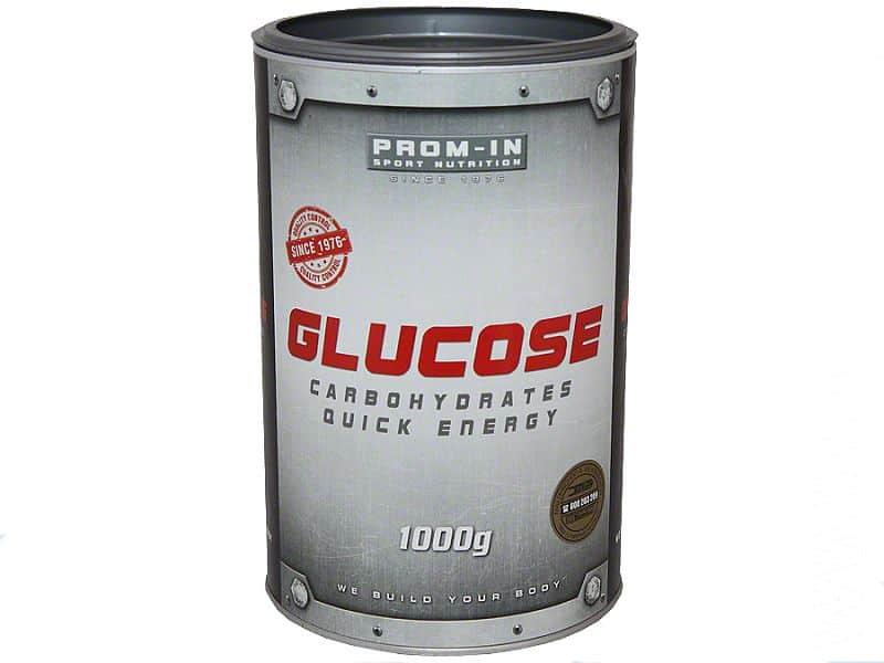 Glucose - hroznový cukr