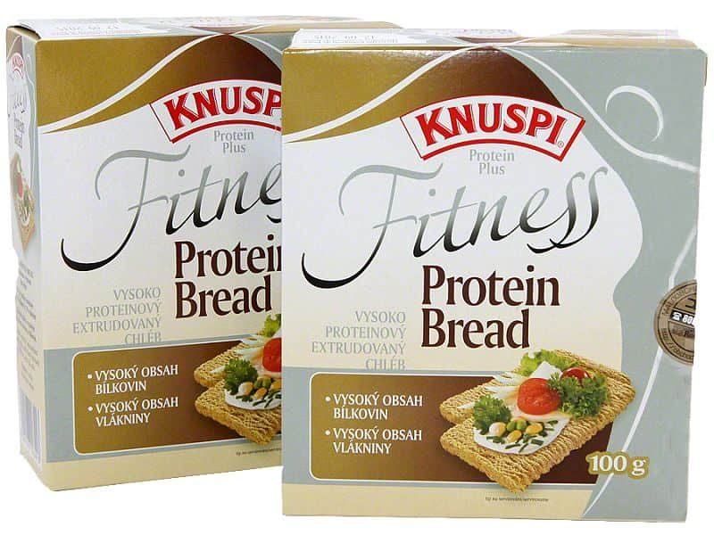 Fitness Protein Bread