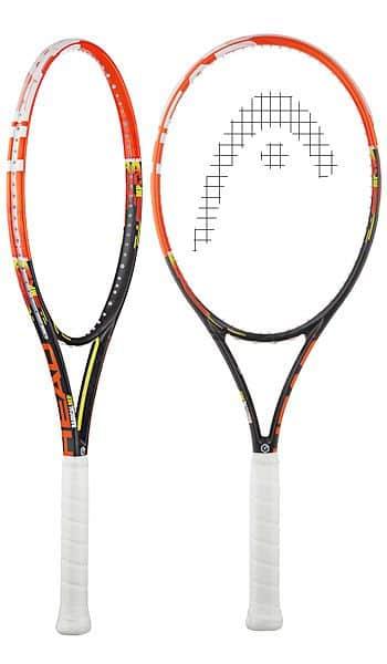 Graphene Radical MP 2014 tenisová raketa