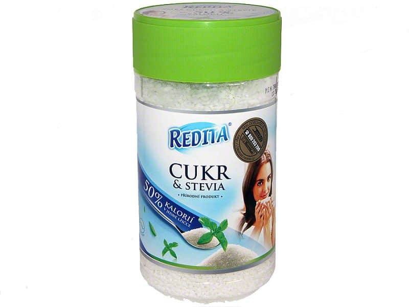Redita cukr & stevia