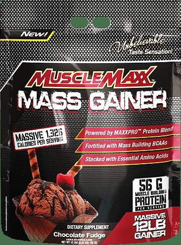 MuscleMaxx Gainer 5,5kg