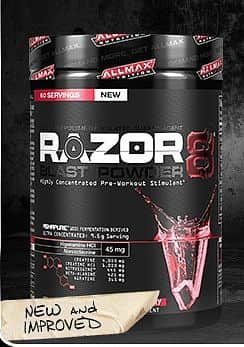 Razor 8 Blast NEW 285g