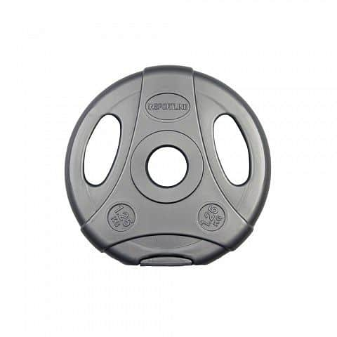 Cementový kotouč inSPORTline Ergo 1,25 kg šedý - D