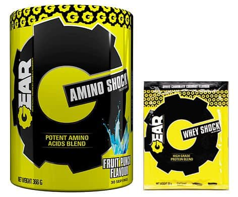 FA GEAR Amino Shock 366 g