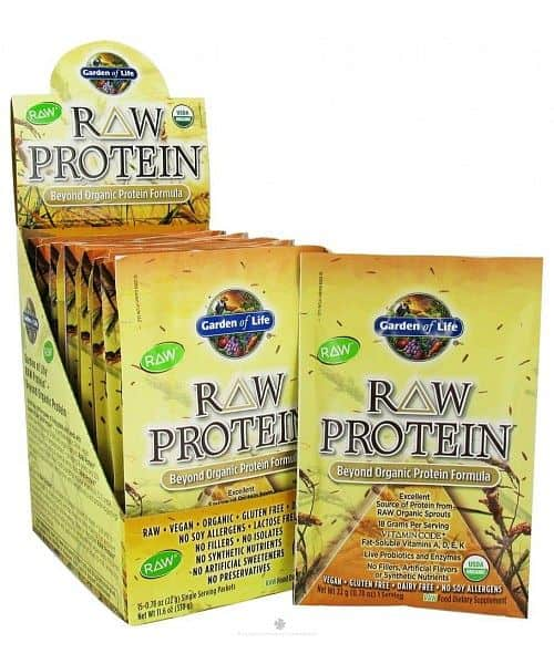 RAW Protein - Natural 1 dávka