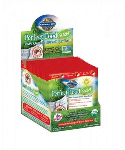 Perfect Food RAW Organic Apple 15 (1 dávka 8 g)