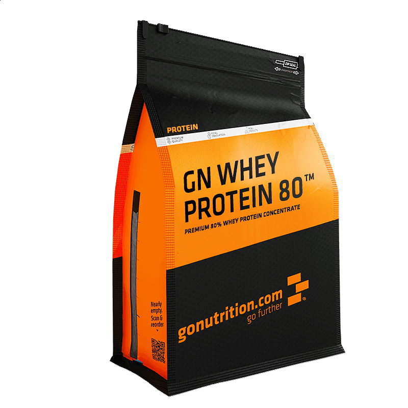 GoNutrition Whey Protein 80 4500g