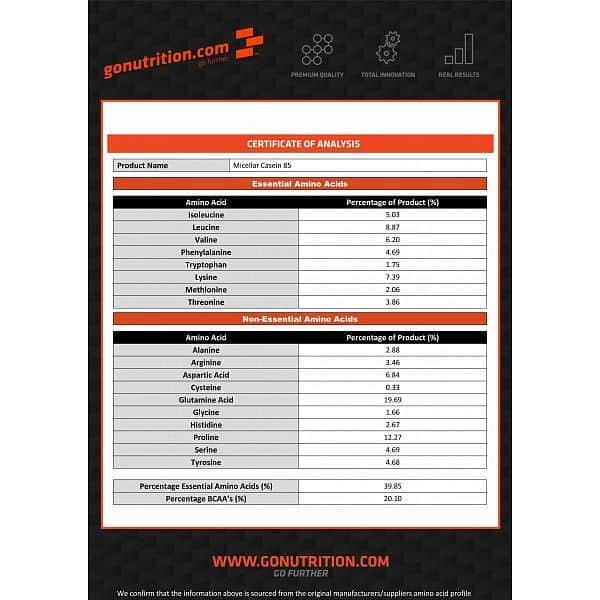 GoNutrition ProBlend 5 1000g