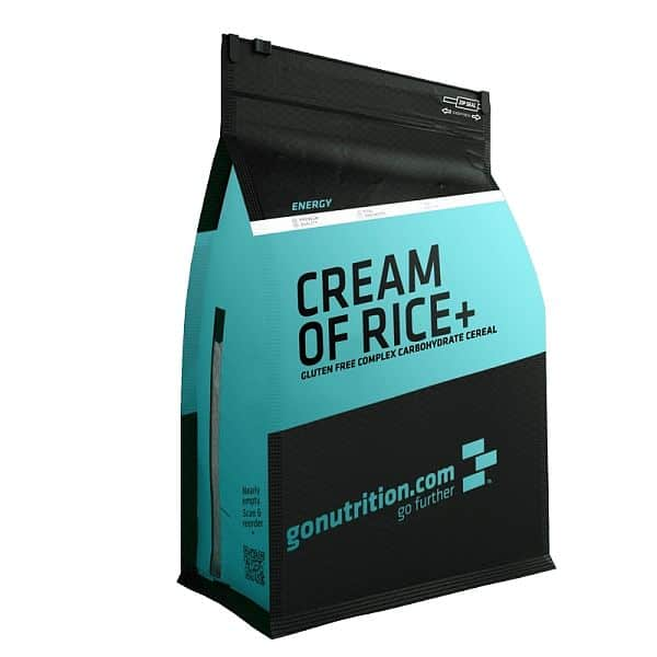GoNutrition Cream of Rice + 1000g