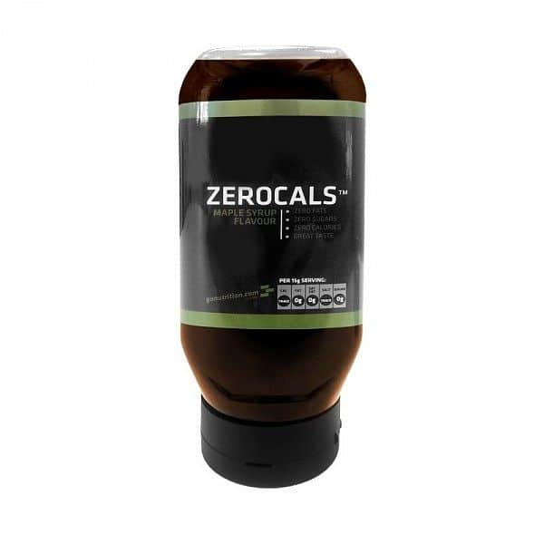 GoNutrition ZeroCals Sauces 400ml