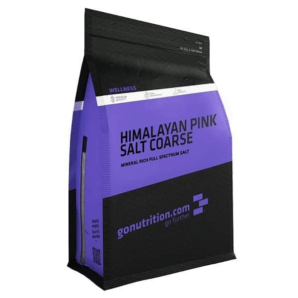 GoNutrition Himalájská růžová sůl 500g