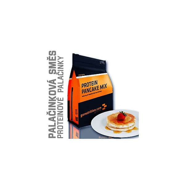 GoNutrition Protein Pancake Mix 1000g