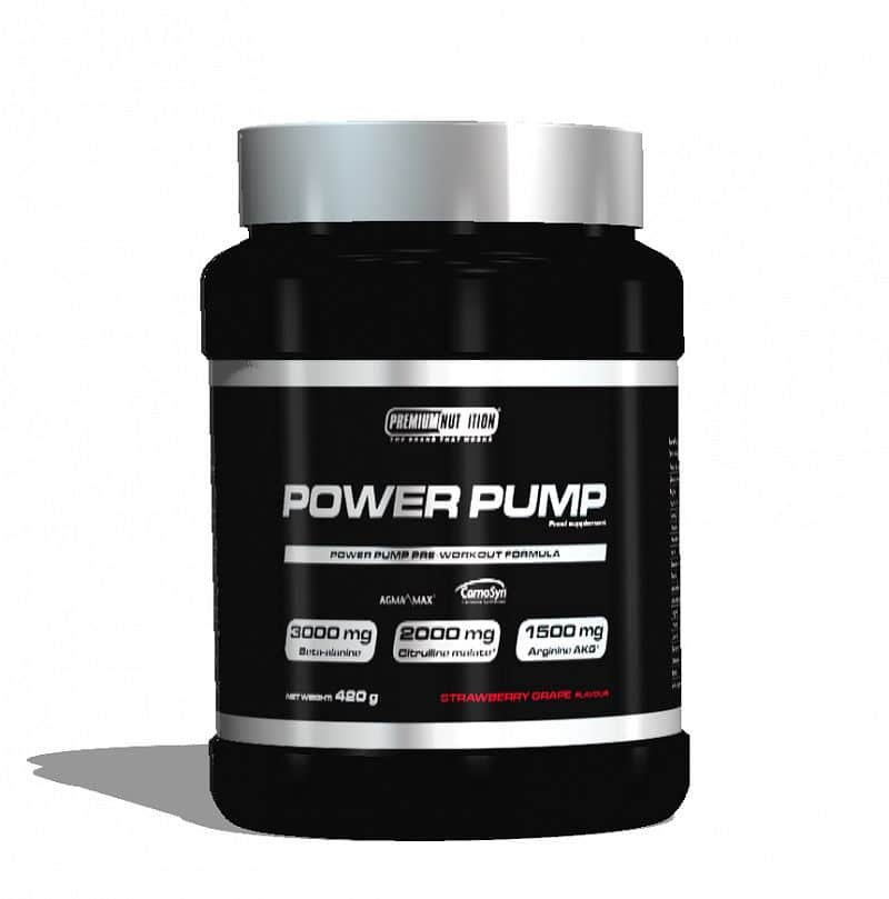 PREMIUM POWER PUMP 14g - vzorek