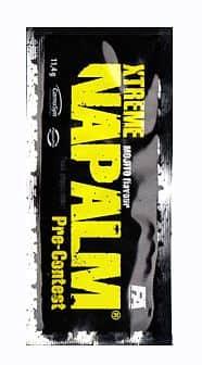 Xtreme Napalm Vitargo 21,4 g - vzorek
