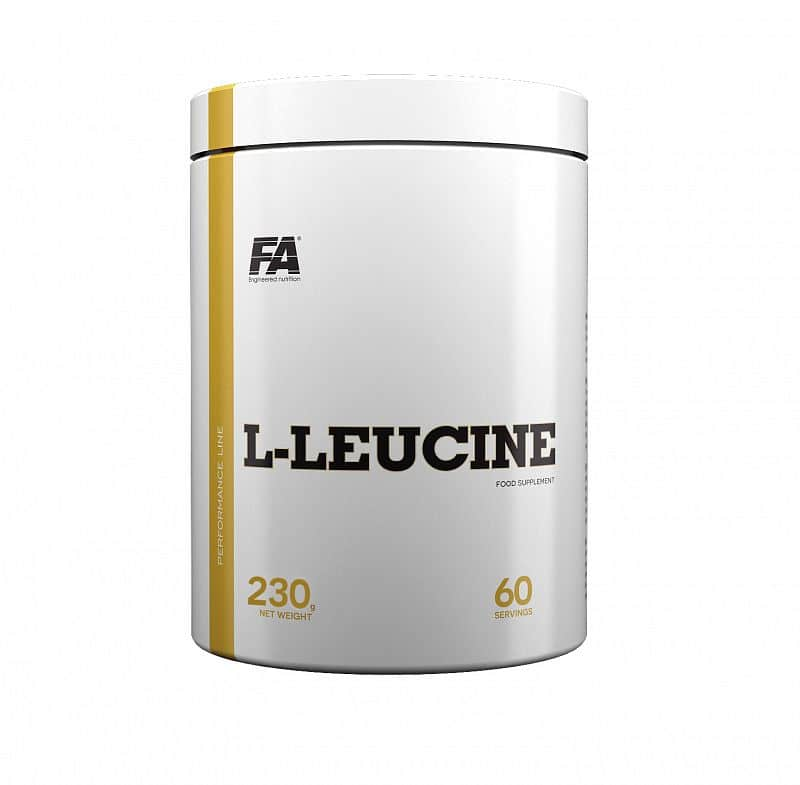 FA L-LEUCINE 230g