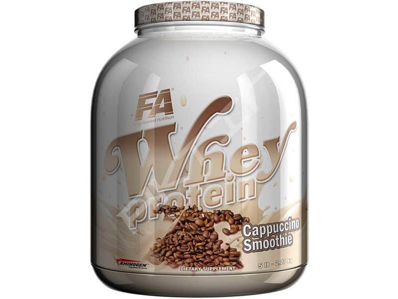 Whey Protein 908g Vanilka