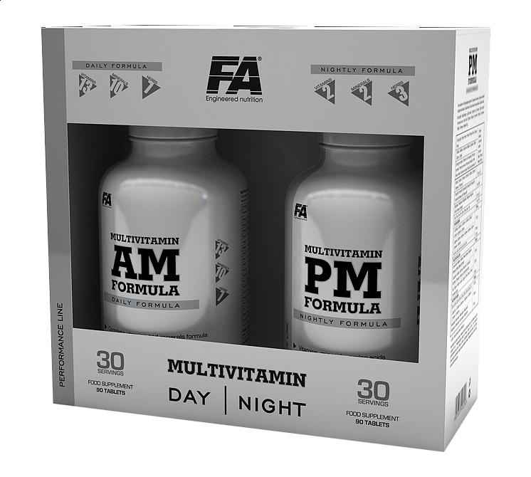 Multivitamin AM&PM Formul