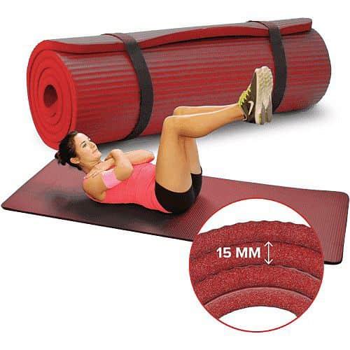 Podložka na cvičení Bodysolid 183 x 1,5 cm