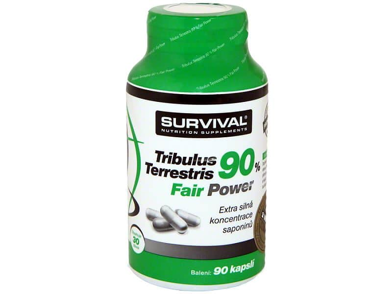 Tribulus Terrestris 90 % Fair Power