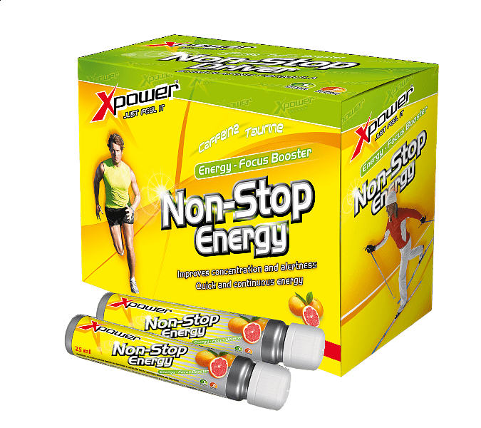 Xpower Non-stop Energy