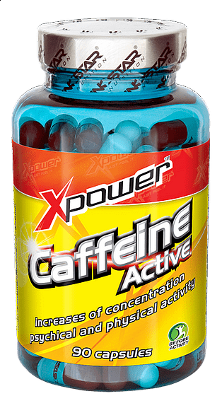 Xpower Caffeine Active