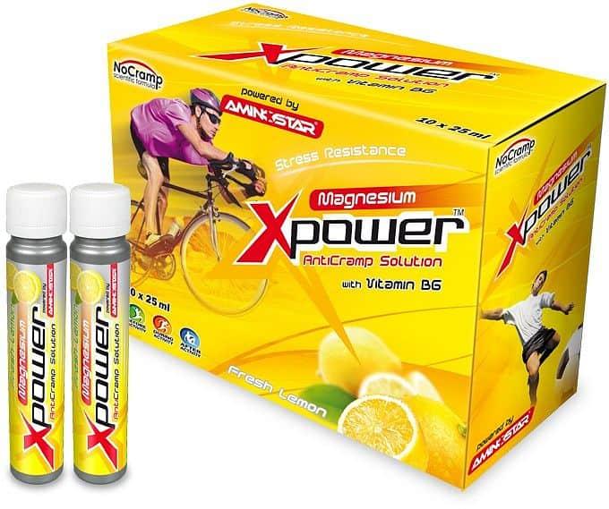Xpower Magnesium 10 x 25 ml