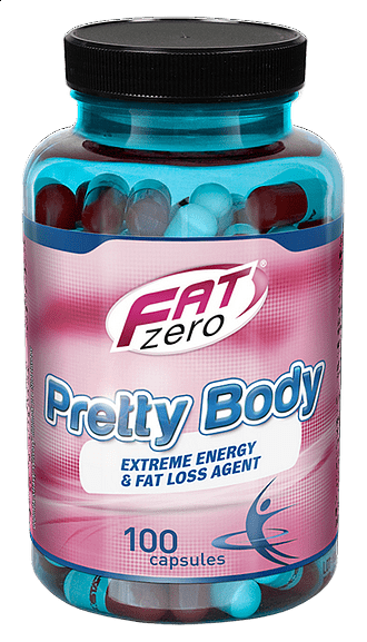FatZero Pretty Body 100 cps