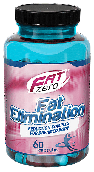 FatZero Fat Elimination 60 cps