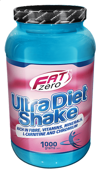 FatZero Ultra Diet Shake 500 g Banán