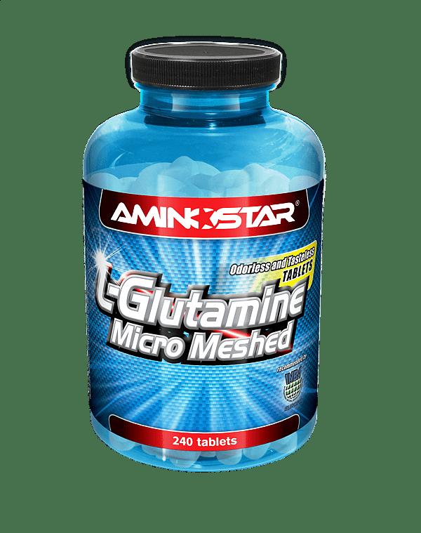 L-Glutamine tablety 240 tbl