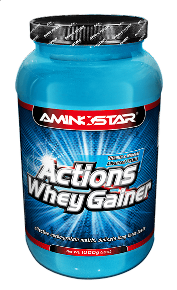 Actions Whey Gainer 14