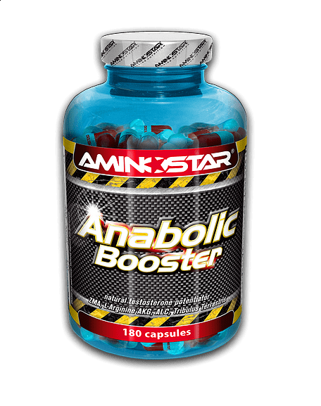 Anabolic Booster 180kps.