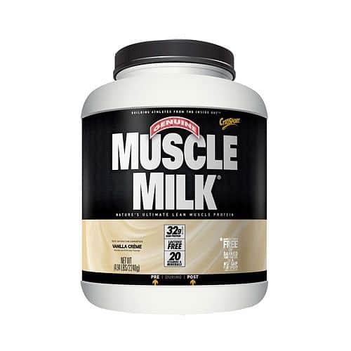 Cytosport Muscle Milk 2270g Čokoláda