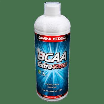 BCAA extra liquid 1000ml, citron