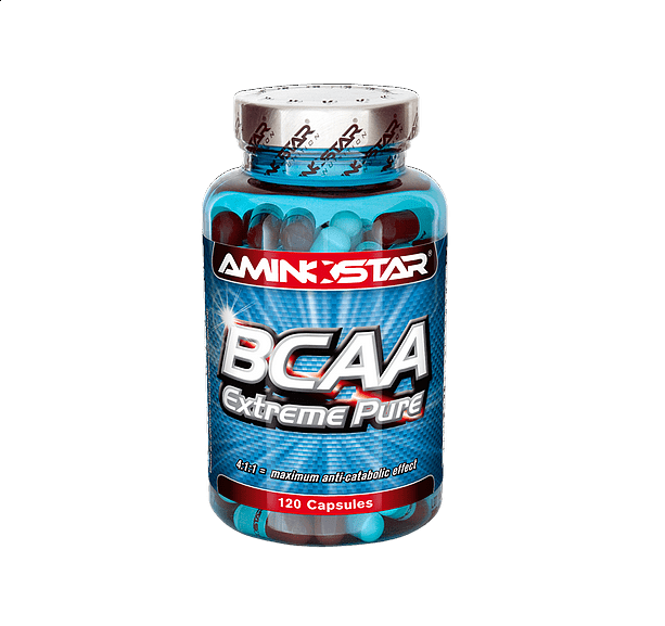 BCAA Extreme Pure 120kps.