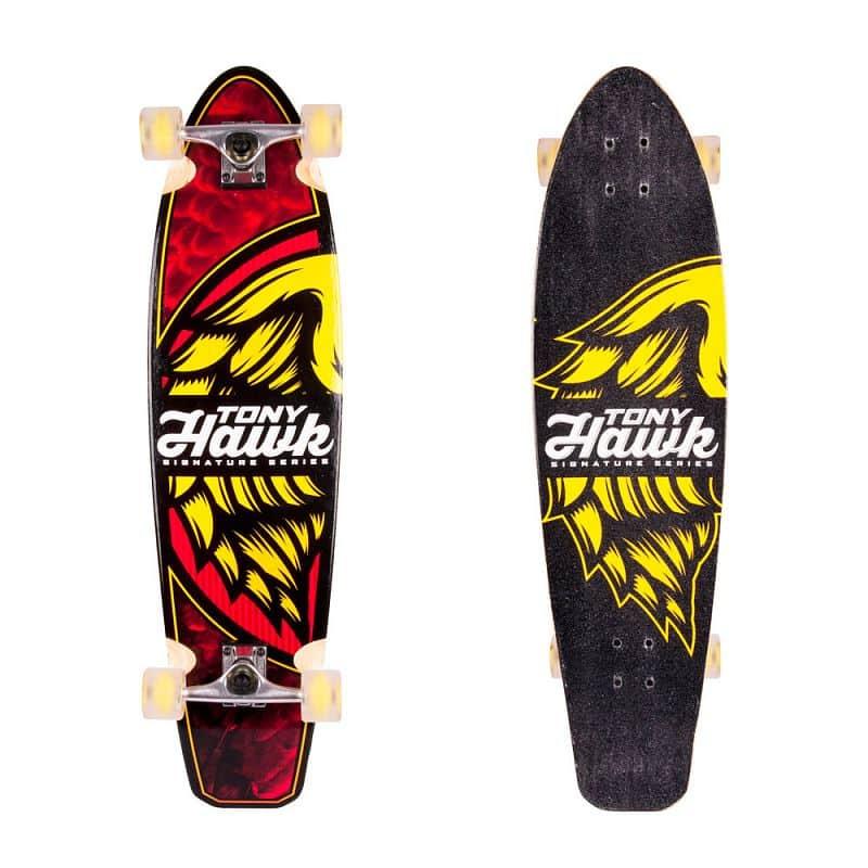 Longboard Tony Hawk Wingy 36