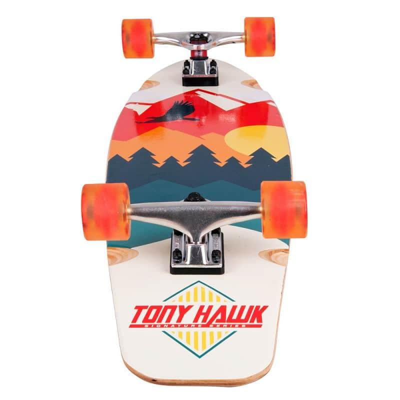 """Longboard Tony Hawk Scenery 36"""""""