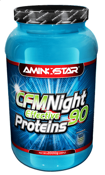 CFM Night Effective Proteins 1000g (CFM Long Effective Proteins)